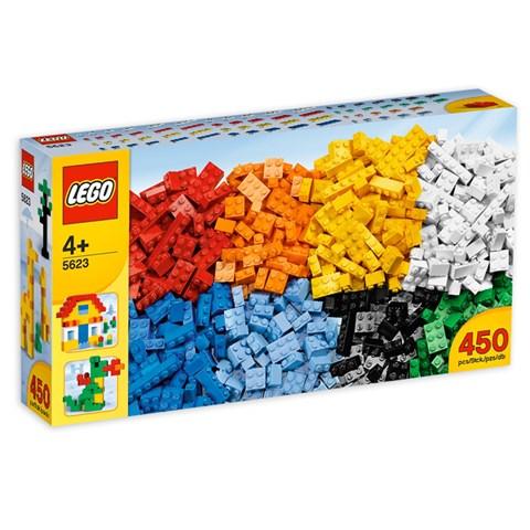 LEGO 5623 Bricks and More - Thung gach hop lon