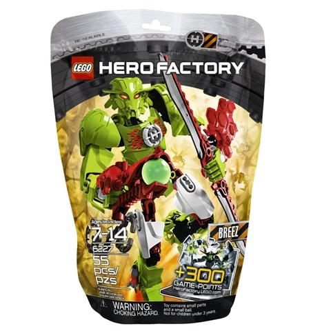 LEGO 6227 Hero Factory - Bo xep hinh anh hung Breez V29