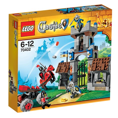 LEGO 70402 Castle - Xep hinh cuoc dot kich bat ngo