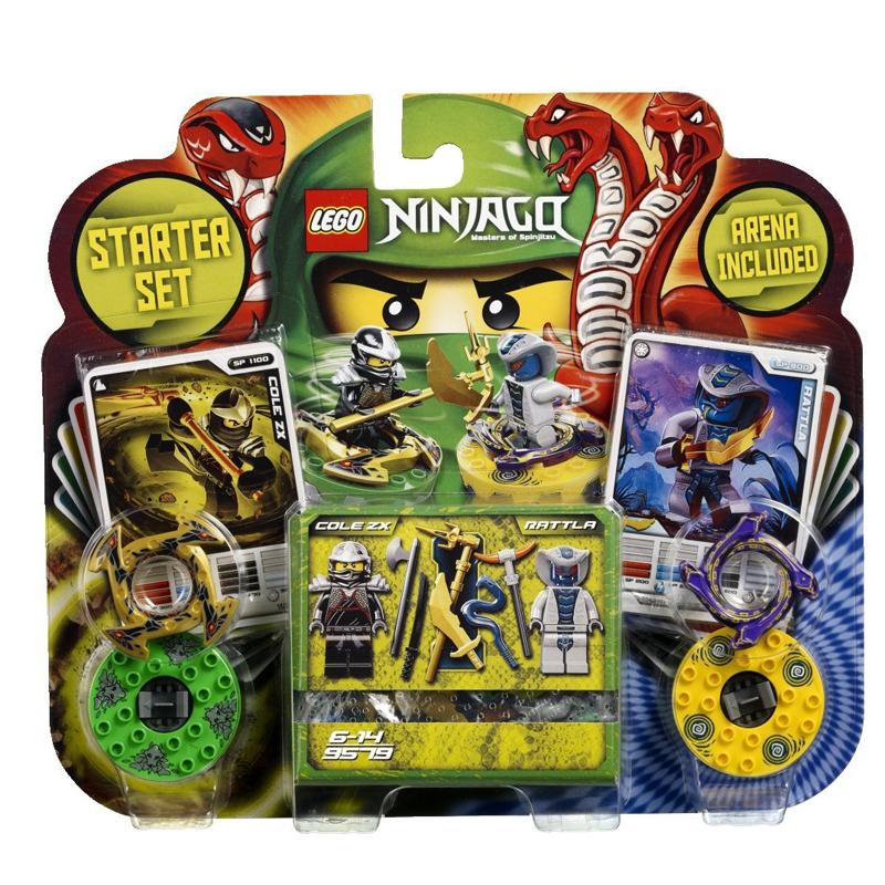 LEGO 9579 – Bo xep hinh Ninjago khoi dau