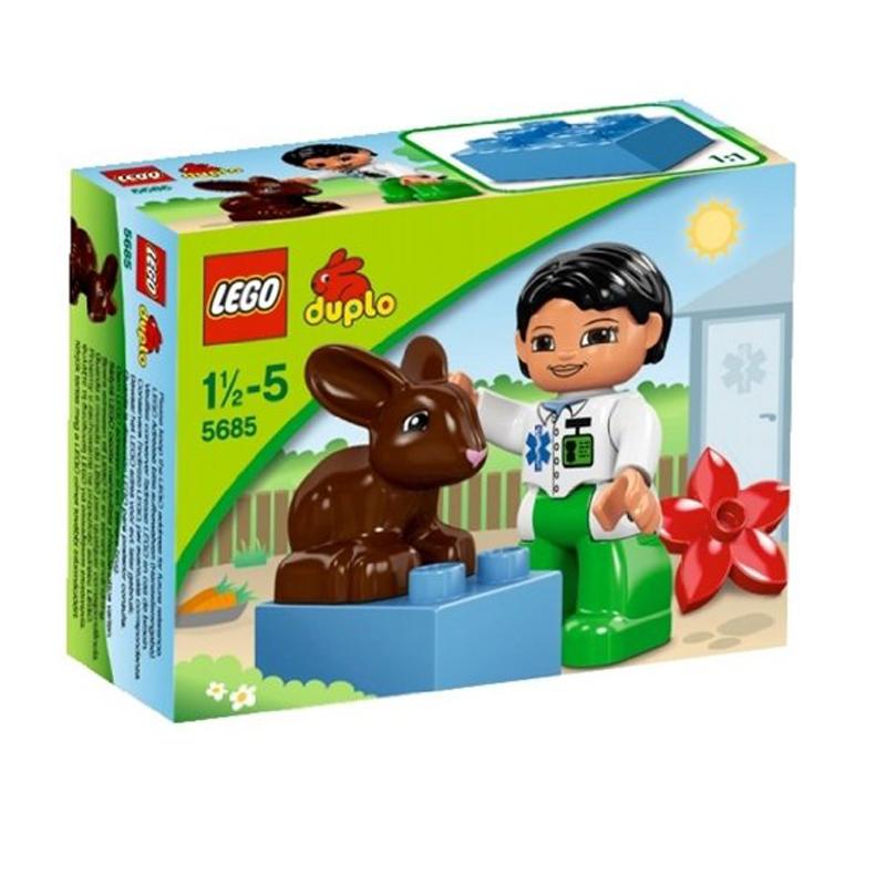Lego Duplo 5685 - Do choi xep hinh bac Si Thu Y