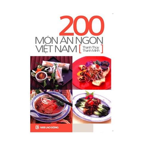 200 mon an ngon Viet Nam