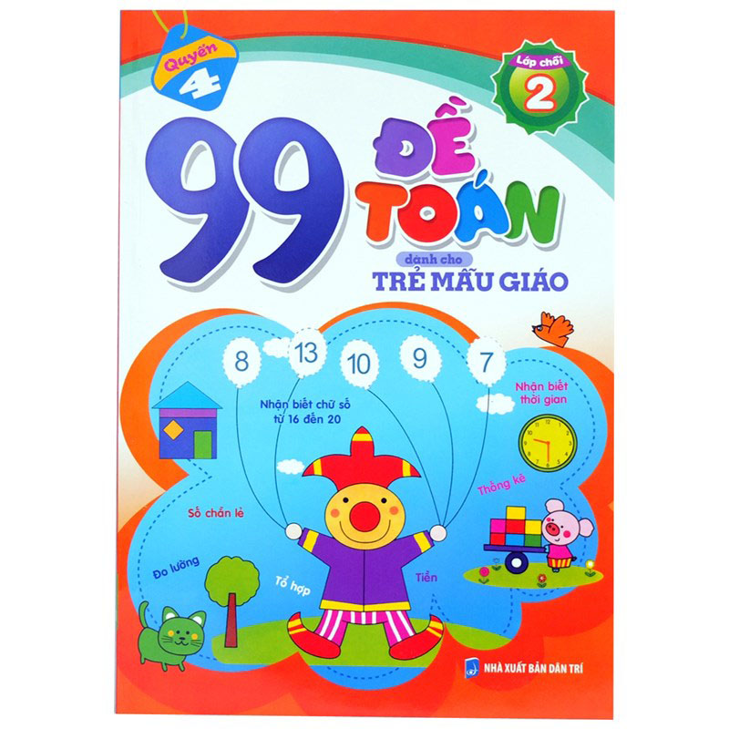 99 de toan danh cho tre mau giao (lop choi 2)