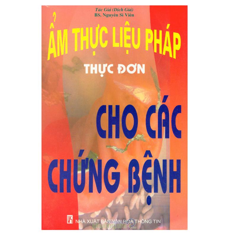 Am thuc lieu phap - Thuc don cho cac chung benh