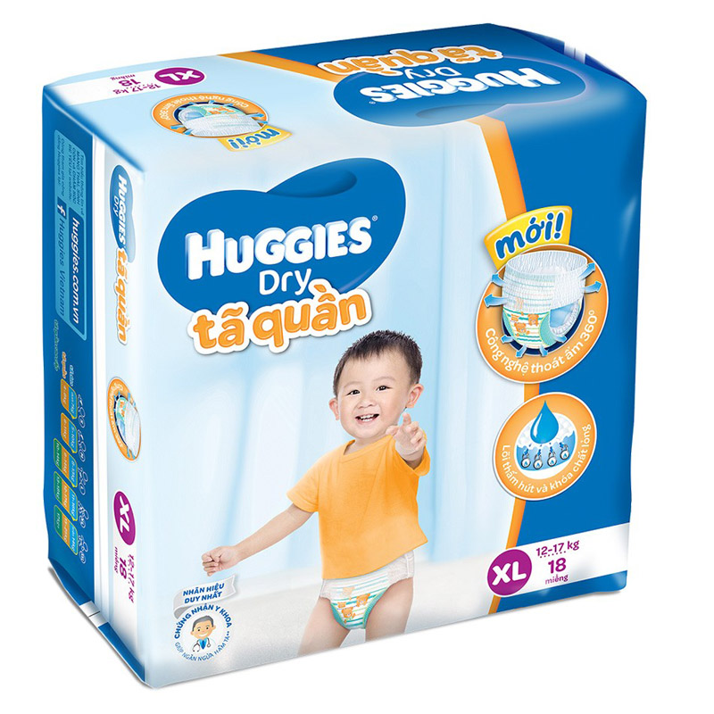 Ta - bim quan Huggies XL18