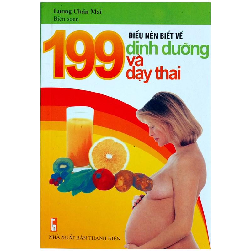 199 dieu nen biet ve dinh duong va day thai