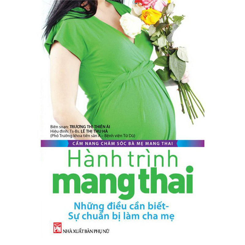 Hanh trinh mang thai - Nhung dieu can biet - Su chuan bi lam cha me