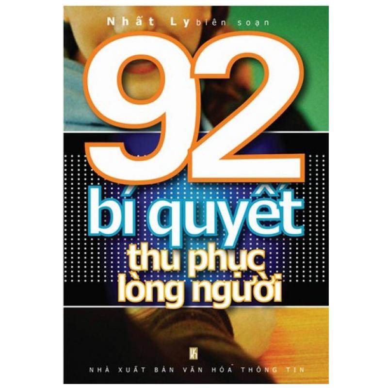 92 bi quyet thu phuc long nguoi