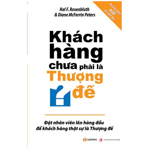 Khach hang chua phai la thuong de