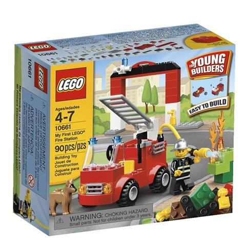 Do choi LEGO 10661 Fireman_action bo lap rap chu de cuu hoa