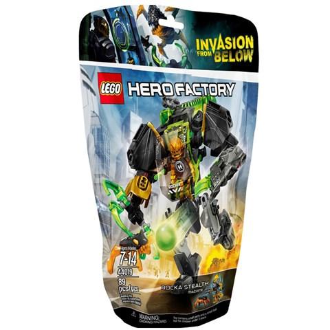 Do choi Lego 44019 - ROCKA Stealth Machine