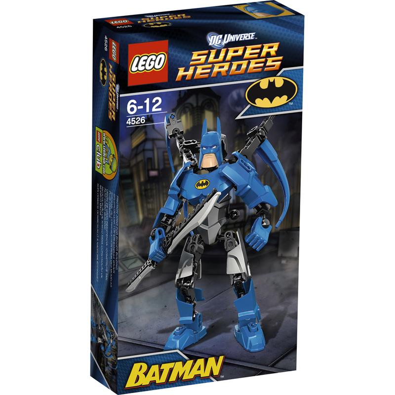 Do choi LEGO 4526 Batman Ultrabuild- nguoi doi