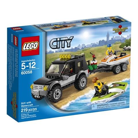 Do choi Lego 60058- Du lich bai bien