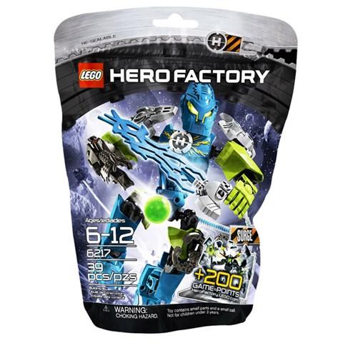 Do choi LEGO 6217 xep hinh Surge