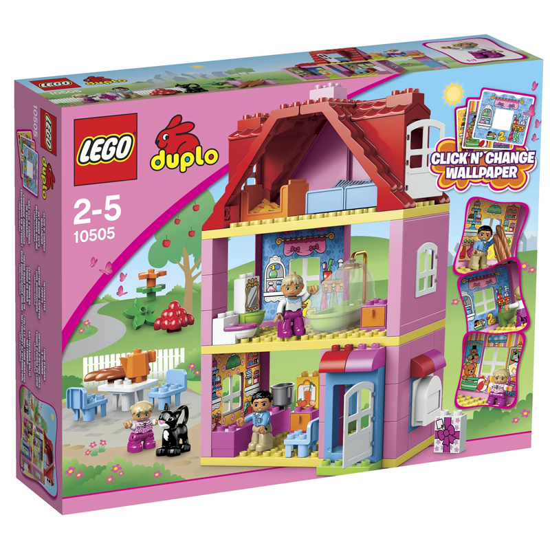 Do choi LEGO Duplo 10505 Play House