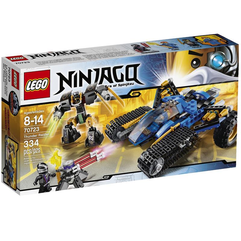 Do choi LEGO Ninjago 70723 - Biet Doi Sam Set