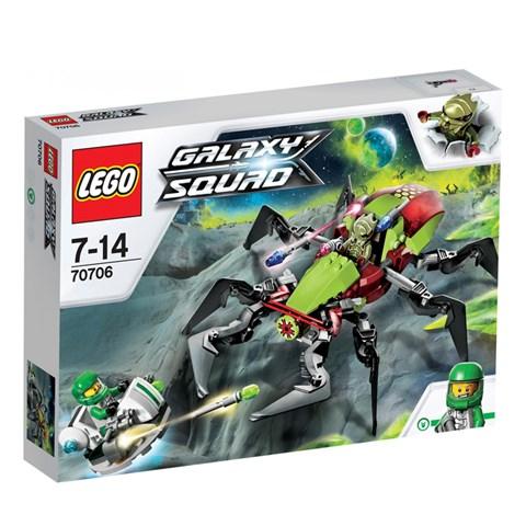 LEGO 70706 Galaxy Squad - Xep hinh hang o quai vat