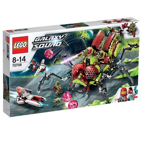 LEGO 70708 Galaxy Squad - Ngan chan Crawler Hive