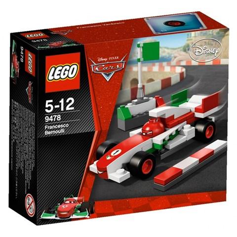 LEGO 8200 Racer - Bo xep hinh xe Lightning McQueen