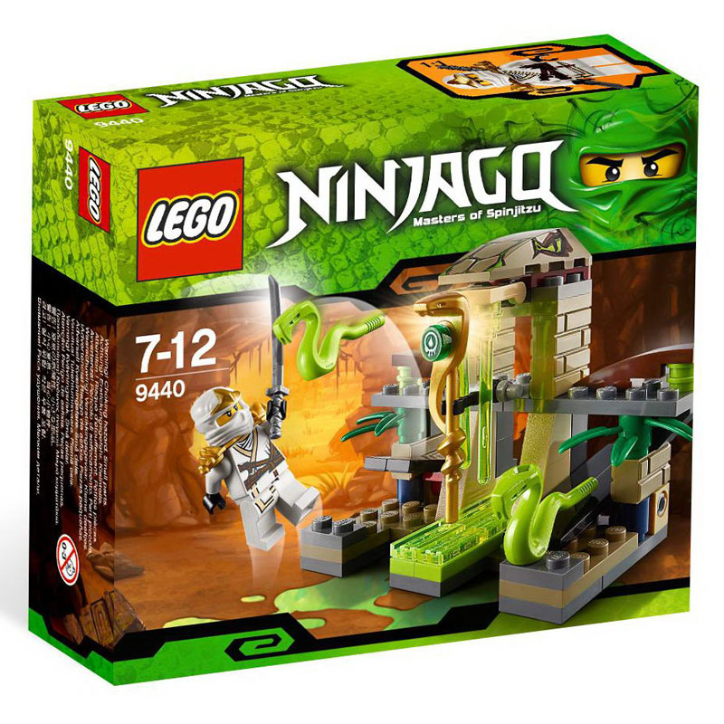 LEGO 9440 Ninjago Venomari Shrine