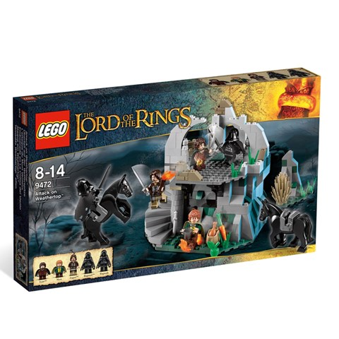 LEGO 9472 - Do choi xep hinh cuoc tan cong doi Weathertop