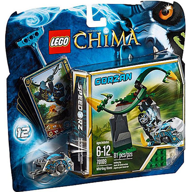 Lego chima 70109 - Cong rung xoay