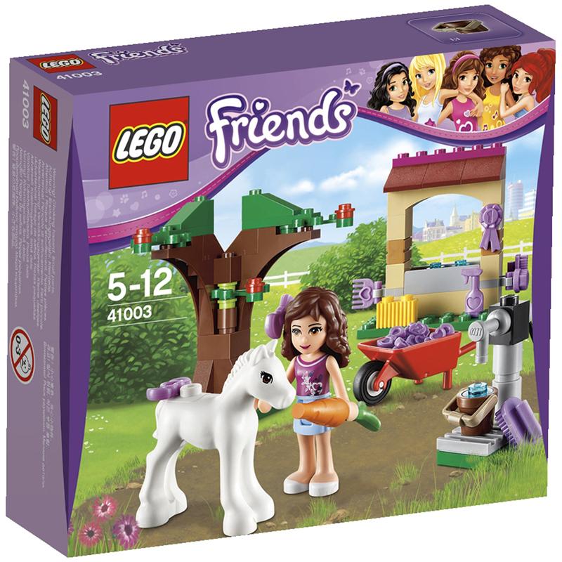LEGO Friends 41003 - Xep hinh Chu ngua con cua Olivia's