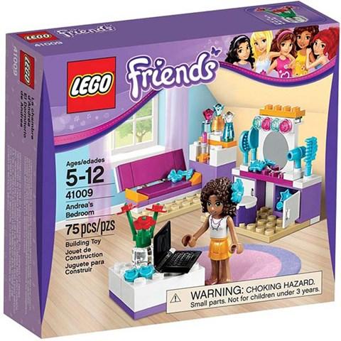 Lego Friends 41009 - Phong Ngu Cua Andrea