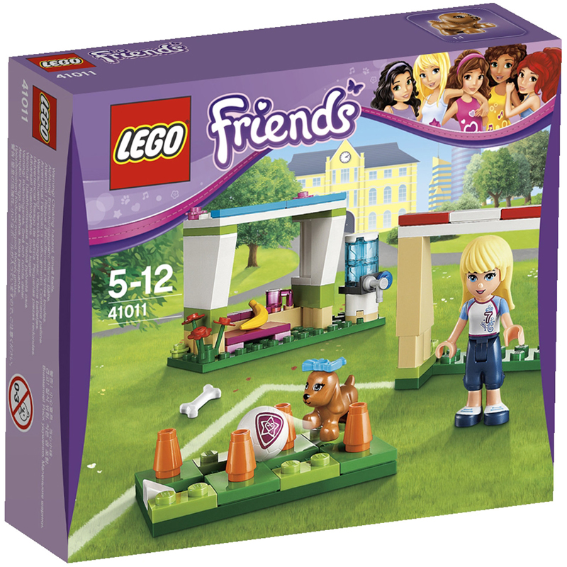 LEGO Friends 41011 - San Bong Cua Stephanie