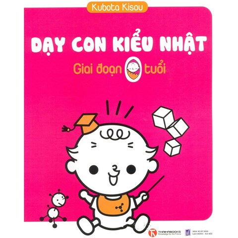 Day con kieu Nhat - Giai doan 0 tuoi - Kubota Kisou