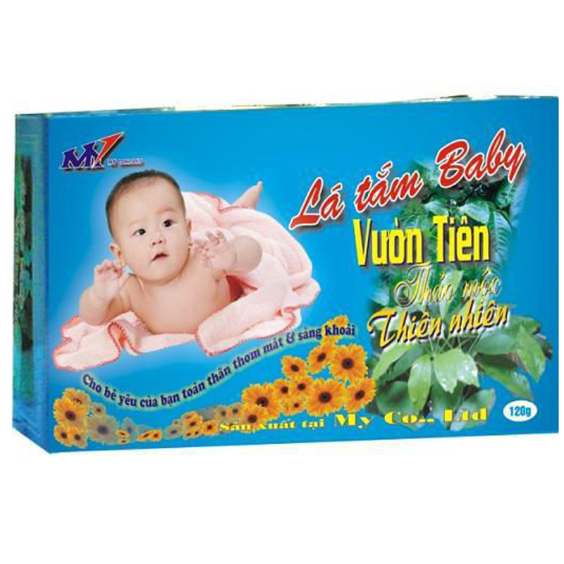 La tam baby Vuon Tien