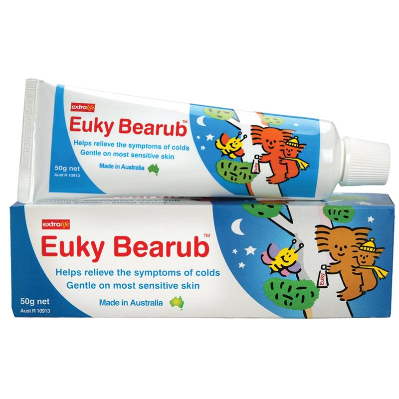 Dau khuynh diep Euky Bear loai tuyp boi 50g