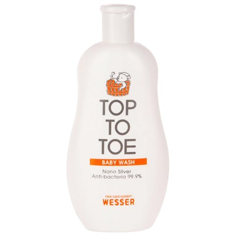 Sua tam Nano Top To Toe 200ml Han Quoc