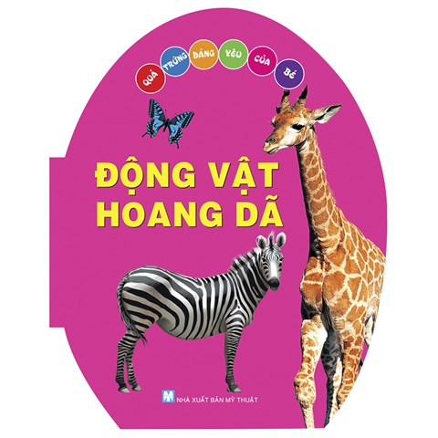 Qua trung dang yeu cua be - Dong vat hoang da