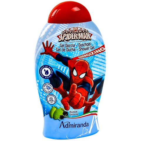 Sua tam Spider Man cho be chiet xuat qua Baobal va nhan sam