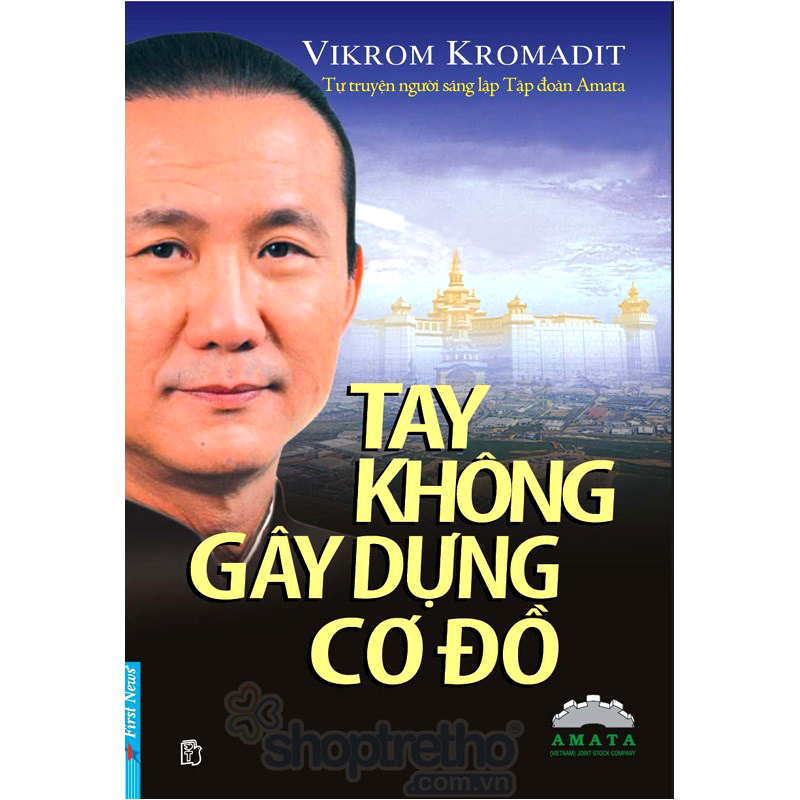 Tay khong gay dung co do - Vikrom Kromadit