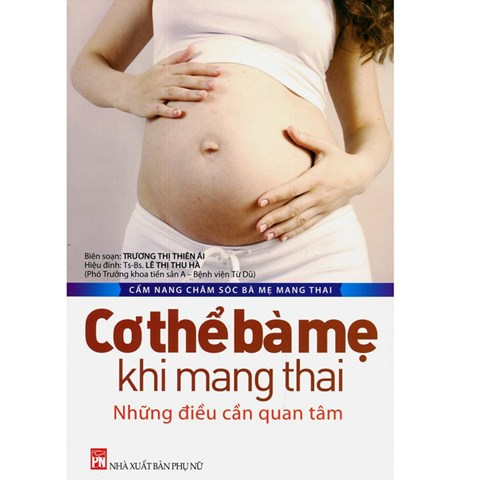 Co the ba me khi mang thai- nhung dieu can quan tam