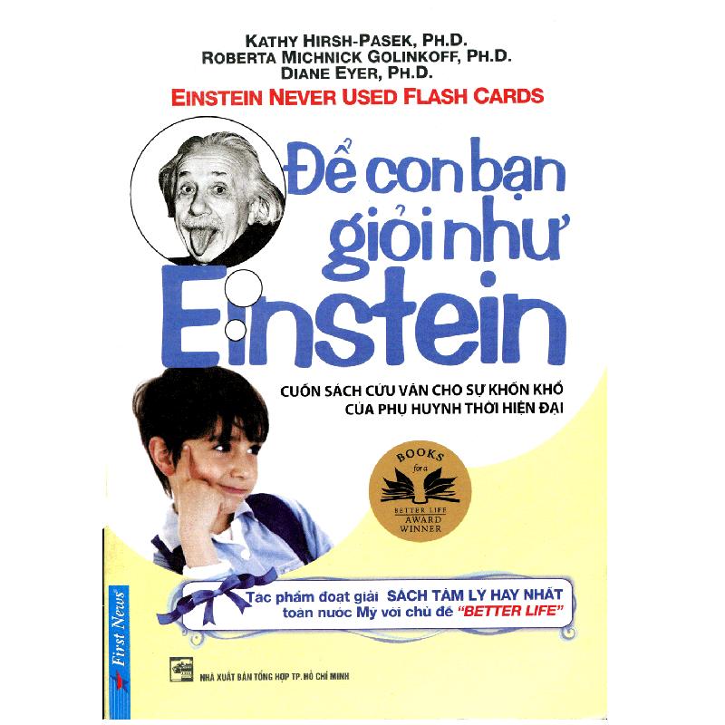 De con ban gioi nhu Einstein