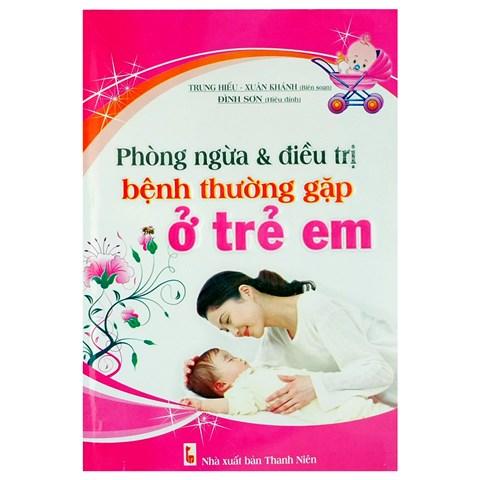 Phong ngua va dieu tri benh thuong gap o tre em
