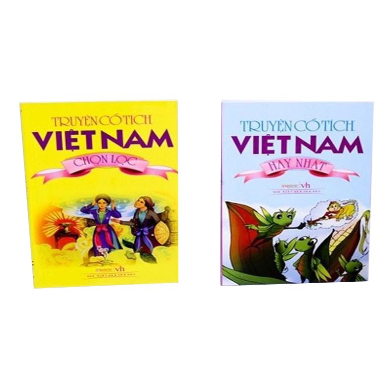 Truyen co tich Viet Nam chon loc