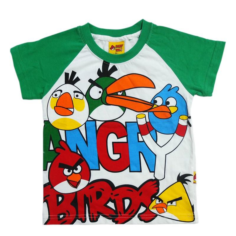 Ao coc cho be trai Angrybird 085