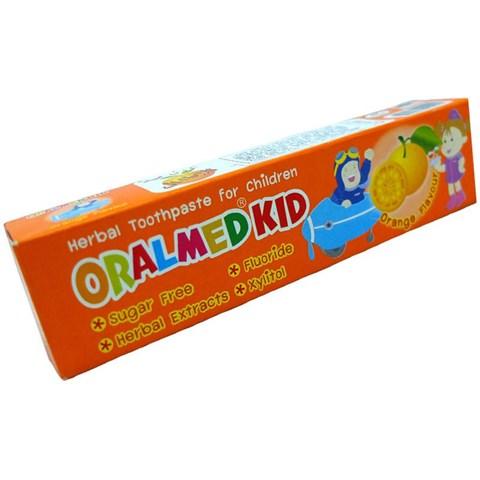 Kem danh rang tre em Oralmed kid 40g