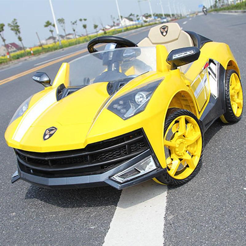 O to dien tre em Lamborghini - WXE 8188 (2 dong co)