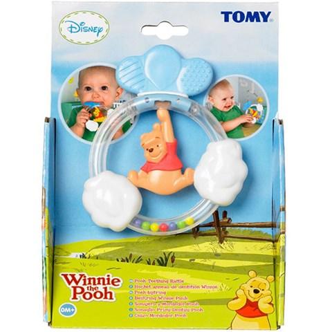 Do choi Tomy 71868 - Pooh Rattle Pooh