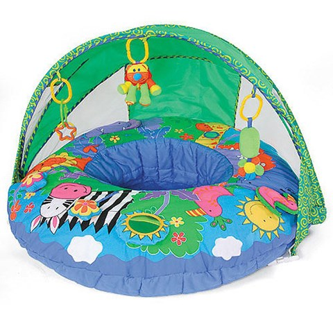 Tham choi jolly baby fun shade discovery playring
