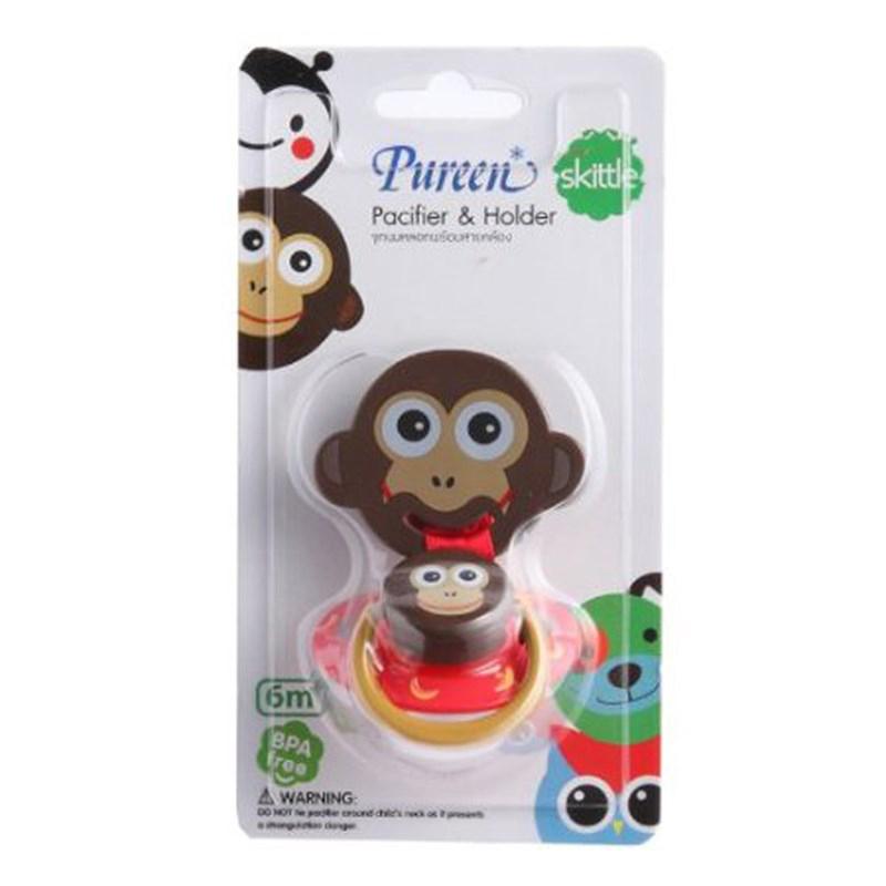 Ty ngam Monkey Skittle SKT12004