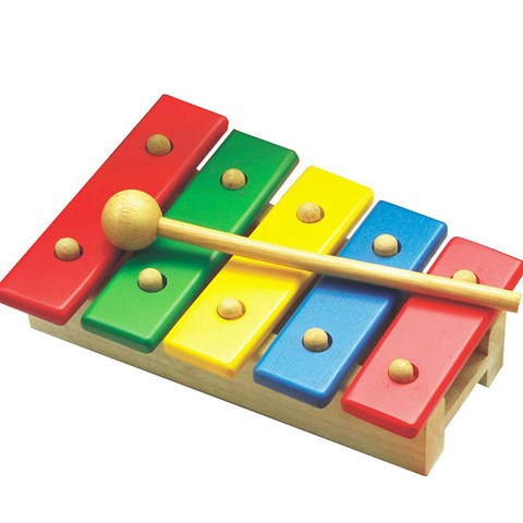Dan xylophone 5 thanh