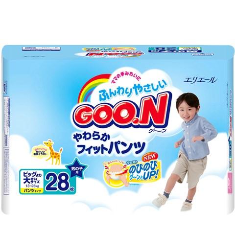 Ta - bim Goon noi dia XXL28 cho be trai