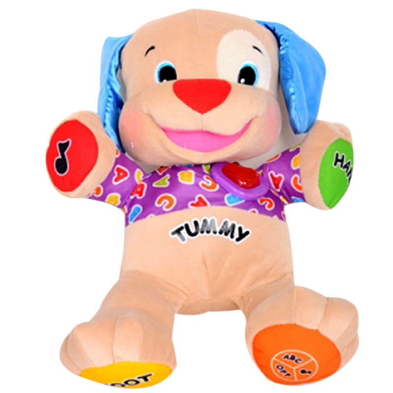 Chu cho Fisher Price biet hat (Do choi Fisher Price)