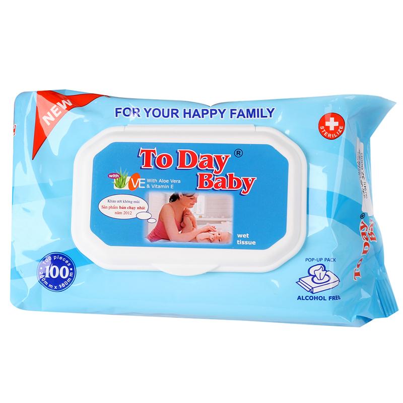 Giay uot Today Baby 100 to (khong mui)